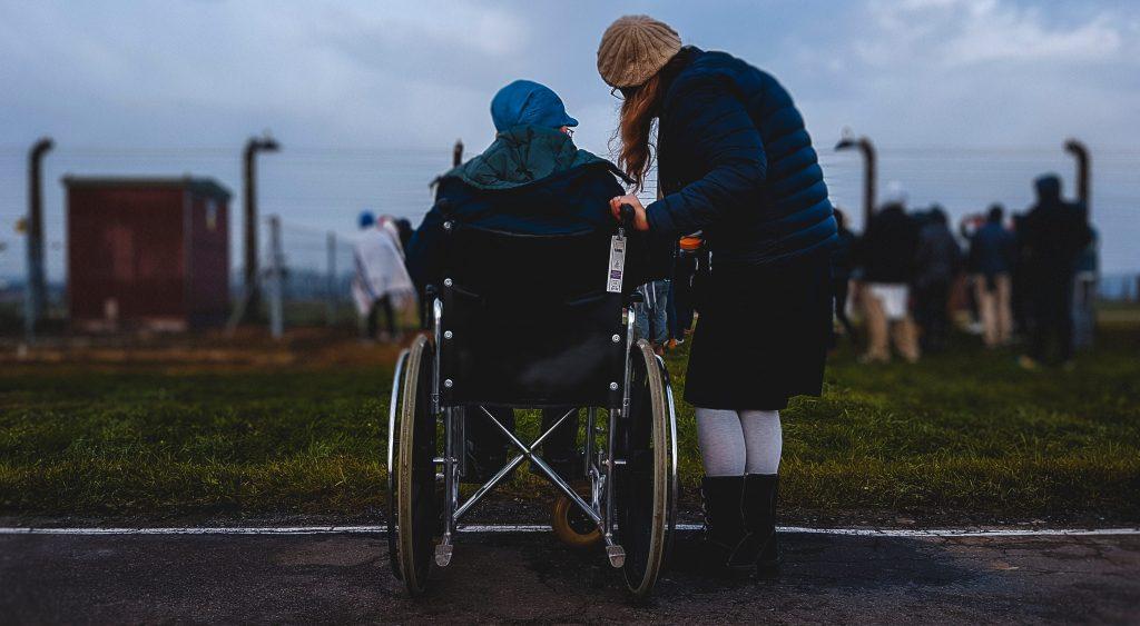 carer wheelchair