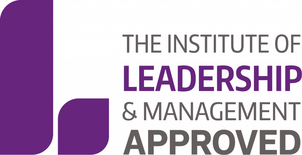 The Institute of Leadership and Management Approved Logo